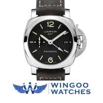 Panerai LUMINOR 1950 3 DAYS GMT AUTOMATIC ACCIAIO - 42MM Ref....
