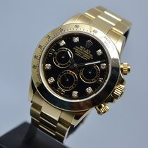 Ρολεξ (Rolex) Daytona 18K Gold Diamond Dial 2 YEARS ROLEX...