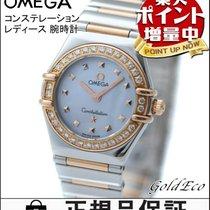 Omega  【オメガ】コンステレーション マイチョイス レディース 腕時計1365.71 K18PG コンビ ダイヤベゼル...