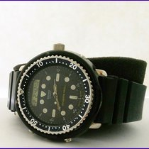 Seiko Arnie Diver's 150M H558-5000 ANA-DIGI 45mm Chronogra...
