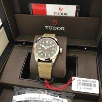 Tudor Heritage Black Bay 36mm Leder 79500