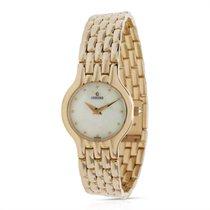 Concord Les Palais 28-62-264 Women's Quartz Watch in 14K...