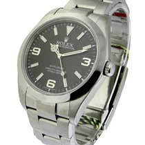 Rolex Used 214270_used Explorer I in Steel - on Steel Oyster...