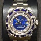 Ρολεξ (Rolex) Submariner Diamond dial Diamonds and Blue...