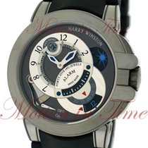 Harry Winston Ocean Project Z6 Alarm, Anthracite Dial, Limited...