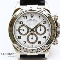 Rolex Daytona white gold 16519 Zenith U35XXXX