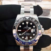 Rolex GMT MASTER II CERAMIC BEZEL BLUE BLACK
