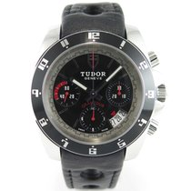 Tudor Grantour Chronograph ref 20350 with Box