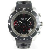 帝陀 (Tudor) Grantour Chronograph ref 20350 with Box