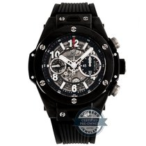 Χίμπλοτ (Hublot) Big Bang Unico Black Magic 411.CI.1170.RX