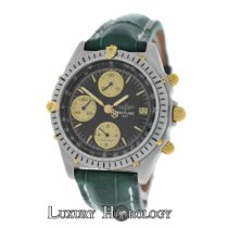 Breitling Men's Chronomat B13048 Stainless Steel Gold...