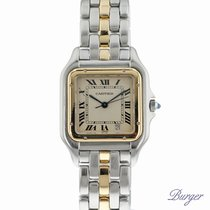 Cartier Panthere MM Gold/Steel