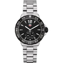 TAG Heuer Formula 1  Black Dial Mens WATCH WAU1110.BA0858