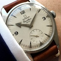 Omega Vintage Omega Ranchero with white patina dial