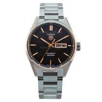 TAG Heuer Carrera Calibre 5 Black Dial Men's Watch