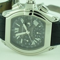 Cartier Roadster XL Stainless Steel Chronograph Automatic