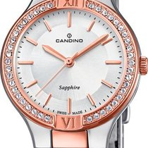 Candino Casual Afterwork C4628/1 Damenarmbanduhr Swiss Made