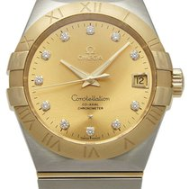 Omega 123.20.38.21.58.001 Constellation Men's Co-Axial...
