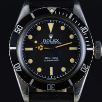 Rolex Submariner 6538 James Bond Big Crown