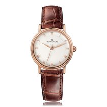 Blancpain Villeret Ladies Watch 6102-3642-55A
