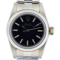 Rolex Oyster Perpetual Lady 67198 Sapphire