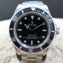 勞力士 (Rolex) SUBMARINER 14060M 4 Liners Black Bezel (Inner Ring...