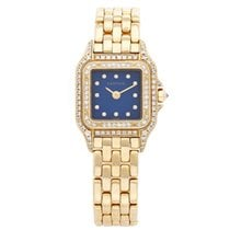 Cartier Small 18K Yellow Gold Panther Ladies Watch