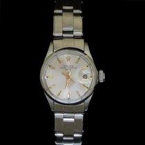 Rolex Oyster Perpetual Lady Date acier de 1966