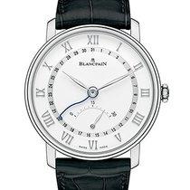 Blancpain 6653Q-1127-55B Villeret Ultra-Slim in Stainless...
