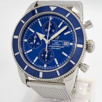 Breitling Superocean Heritage Chronograph a1332016/g698-ss...