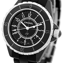 "Chanel ""J 12"" Fashion Watch."
