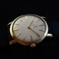 Omega Vintage Automatic 18k Gold 50's
