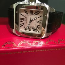Cartier Santos 100 XL Large W20073x8