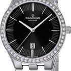 Candino Elegance C4544/3 Damenarmbanduhr Klassisch schlicht