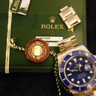 Rolex submariner oro bianco