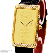 Corum Union Bank of Swizerland 10gr Barren 24k Gold with...