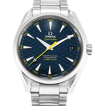 Omega Seamaster Aqua Terra 150m Master Co-Axial James Bond