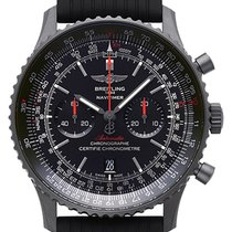 Breitling Navitimer 01  Blacksteel 46 mm MB012822.BE51.252S.M2...