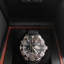 豪雅 (TAG Heuer) CAJ2110 500M Aquaracer Automatic Chronograph
