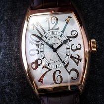 Franck Muller Casablanca 18k Rose Gold