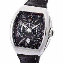 Franck Muller Vanguard Chronograph Stainless Steel 44MM