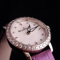 Blancpain WOMEN ULTRAPLATE WITH DIAMONDS LIMITED EDITION
