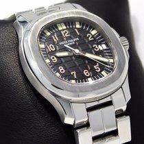 Patek Philippe Aquanaut 5066/1a Steel Black Dial Automatic...