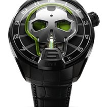 HYT Skull · Green Eye 151-TD-41-GF-AB