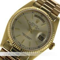 Rolex Day Date Gelbgold 18038