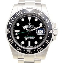 勞力士 (Rolex) Gmt-master II Stainless Steel Black Automatic...
