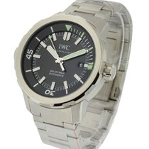 IWC IW329002 Aquatimer Automatic 44mm in Steel - On Steel...