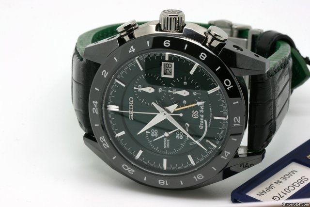 Vendesi seiko grand seiko limited edition black ceramic for Macchina da cucire seiko special