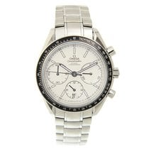 Omega Speedmaster Stainless Steel White Automatic 326.30.40.50...