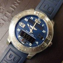Breitling Aerospace Evo - Blue - FULL SET - Titanium - 2015